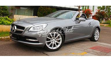 2012 Mercedes Benz Slk 200 - Istimewa Siap Pakai