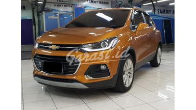 2019 Chevrolet Trax LTZ Premier
