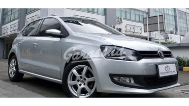 2013 Volkswagen Polo 1.4 AT