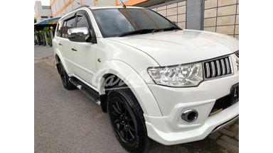2013 Mitsubishi Pajero Limited Exceed