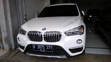 2018 BMW X1 2.0 - Mulus Siap Pakai Unit Istimewa