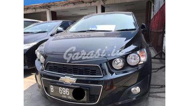 2014 Chevrolet Aveo at - SIAP PAKAI!