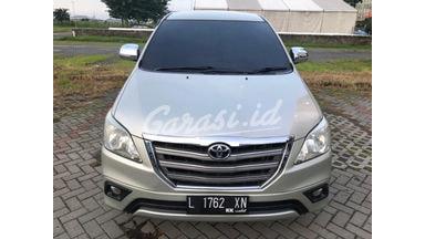 2013 Toyota Kijang Innova G - Siap Pakai