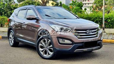 2015 Hyundai Santa Fe crdi vgt