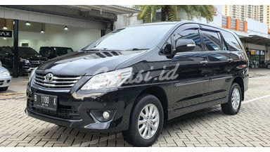 2013 Toyota Kijang Innova V - Bekas Berkualitas