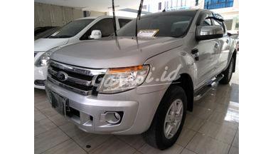 2012 Ford Ranger 4x4 Double Cabin - SIAP PAKAI!