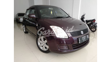 2011 Suzuki Swift St - Surat Lengkap Family Car