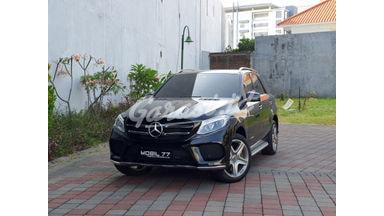 2018 Mercedes Benz GLE 400
