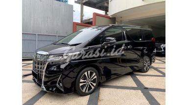 2018 Toyota Alphard G - Istimewa
