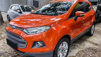 2014 Ford Ecosport Titanium 1.5 Sunroof - Mobil Pilihan