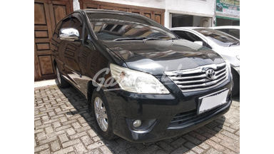 2012 Toyota Kijang Innova G - Good Condition