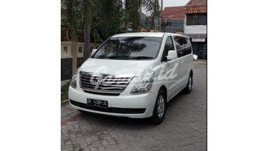 2013 Hyundai H-1 CRDi - Unit Siap Pakai