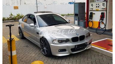2004 BMW M Series M3 E46 - Antik Mulus Terawat
