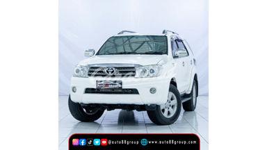 2011 Toyota Fortuner V