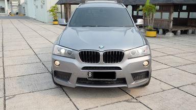 2013 BMW X3 AT - Panoramic black matic Antik TDP 116jt