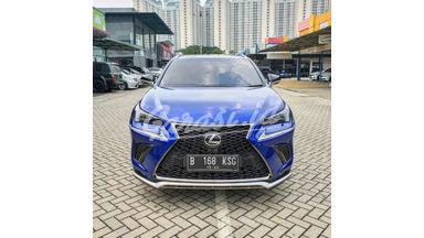2018 Lexus NX 300 F Sport - Mobil Pilihan