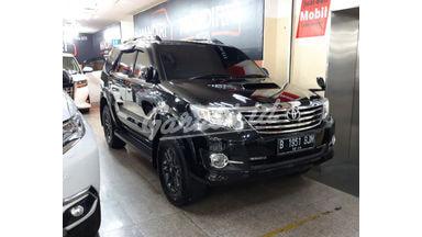2014 Toyota Fortuner G