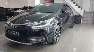 2017 Toyota Corolla Altis d