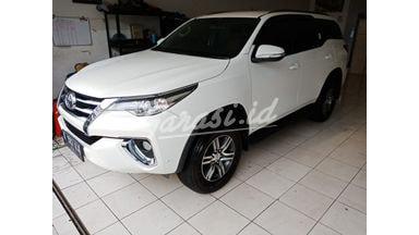 2016 Toyota Fortuner G - Istimewa Siap Pakai