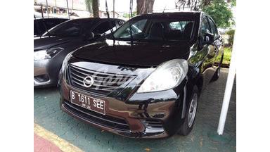 2013 Nissan Almera E - UNIT TERAWAT, SIAP PAKAI