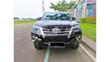 2017 Toyota Fortuner 2.4 VRZ Diesel