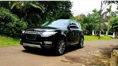 2015 Land Rover Range Rover Sport 3.0 - Istimewa