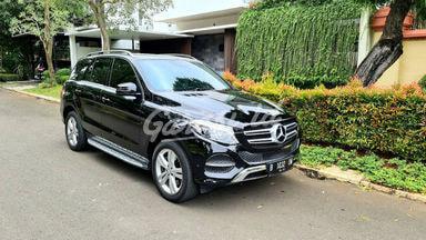 2017 Mercedes Benz GL GLE 400