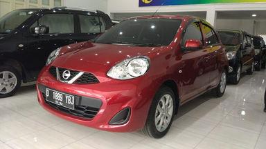 2017 Nissan March 1.2 AT - Bekas Berkualitas