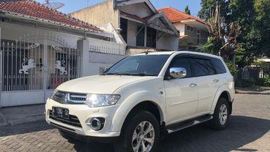 "2014 Mitsubishi Pajero Sport VGT Automatic - Putih Istimewa ""KM 69rb "", Bs Kredit (s-1)"