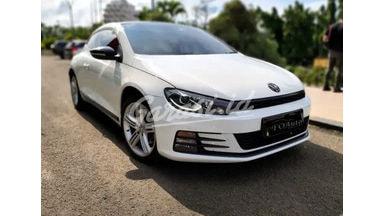 2016 Volkswagen Scirocco TSI - Siap Pakai