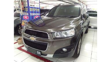 2011 Chevrolet Captiva - Unit Siap Pakai