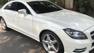2013 Mercedes Benz CLS CLS - HOT DEAL istimewa