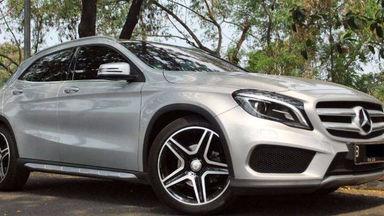 2015 Mercedes Benz GLA 1.6 - SIAP PAKAI!