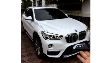 2017 BMW X1 xLine Extended - 1st Hand ori cat pemilik langsung