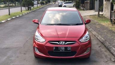 2012 Hyundai Grand Avega GL - mulus terawat, kondisi OK, Tangguh