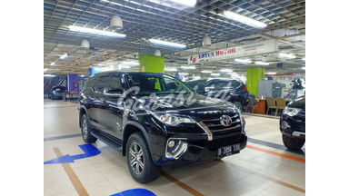 2016 Toyota Fortuner G
