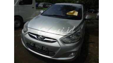 2012 Hyundai Grand Avega mt - Good Condition