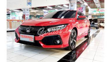 2018 Honda Civic All New E CVT Turbo
