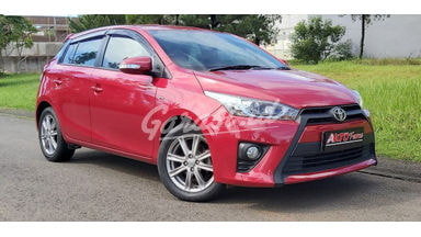 2016 Toyota Yaris G Hatchback
