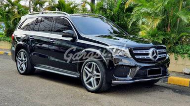 2018 Mercedes Benz GLS 400 amg