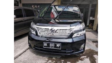 2011 Toyota Vellfire at - Good Condition
