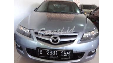 2008 Mazda 6 GH - Dijual Cepat, Harga Bersahabat
