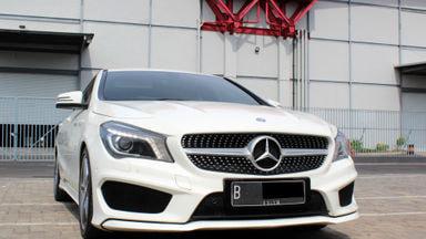 2014 Mercedes Benz CLA-Class CLA AMG - KONDISI SANGAT ISTIMEWA & SIAP PAKAI BANGET