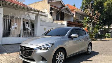 """2014 Mazda 2 R Skyactive - Thn 2014/ Pmk'15 Silver """"KM 55rb Record"""" (s-1)"""