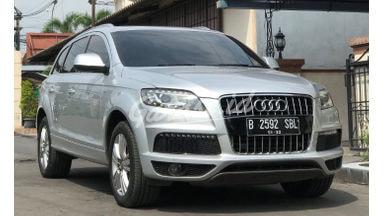 2012 Audi Q7 S Line - Mulus Pemakaian Pribadi