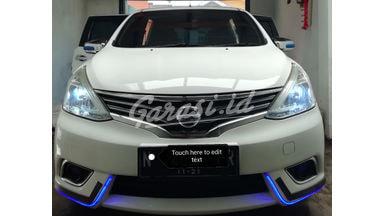 2013 Nissan Livina SV - Surat Lengkap pajak panjang