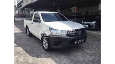 2017 Toyota Hilux SC - PROMO SUPER BIG SALE