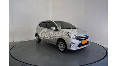 2016 Toyota Agya 1.0 G AT