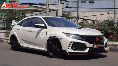 2018 Honda Civic R - Favorit Dan Istimewa