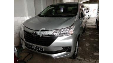 2018 Toyota Avanza E - Mulus Siap Pakai